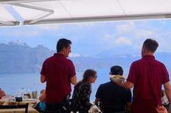 Caldera Restaurants Santorini