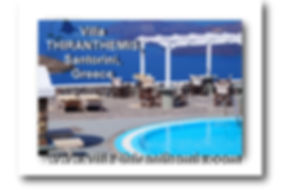 villa thiranthemis in santorini, hotels with view pool