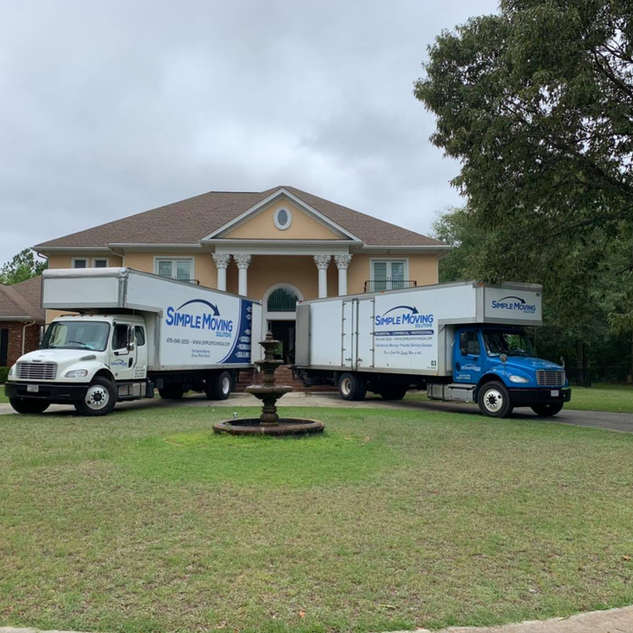 Simple Moving Solutions | Georgia