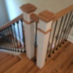 Custom Stairway Construction
