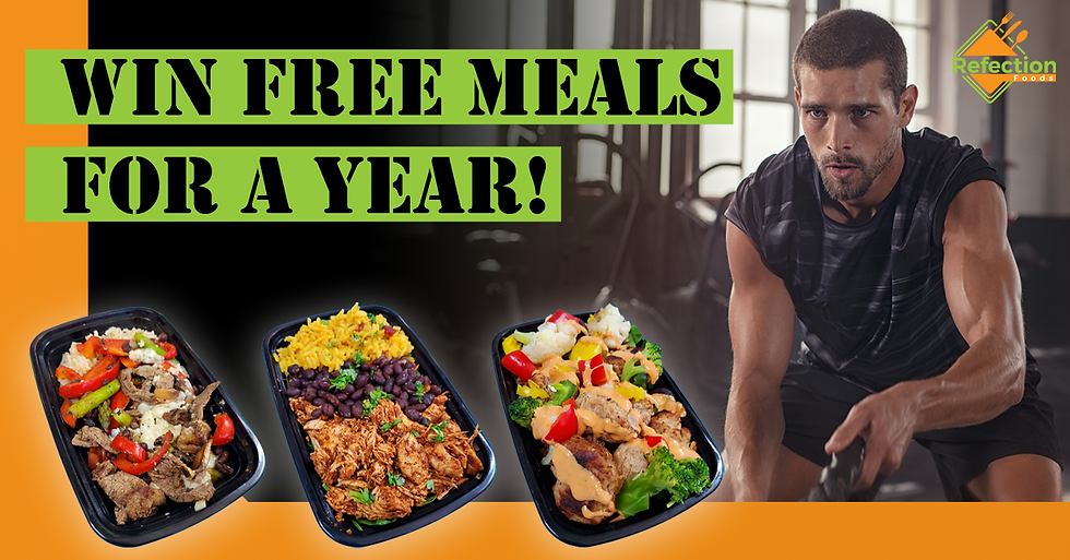 Free Prepped Meals Raleigh NC