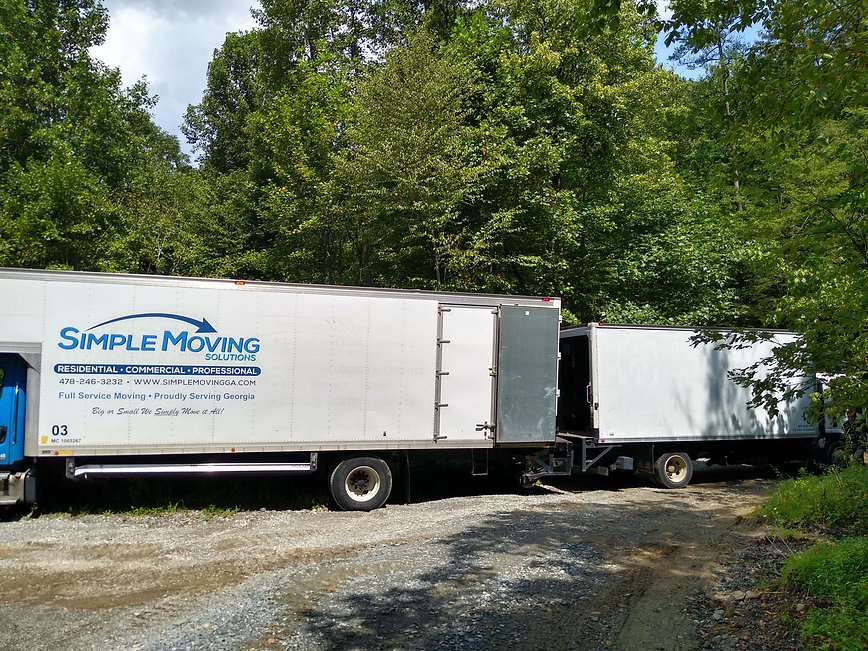 Movers Panthersville Georgia