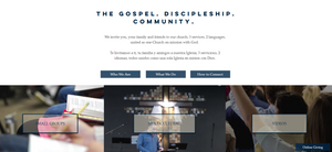 Website Design | Newport | Atlantic Beach | SNL Church