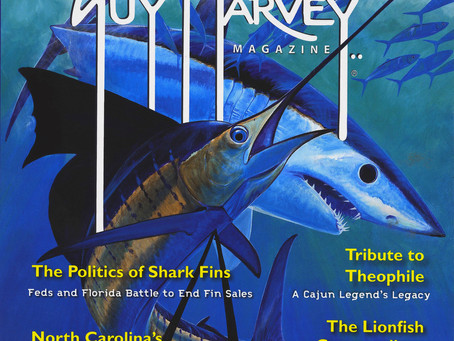 Guy Harvey Magazine Feature!