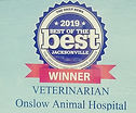 Best Veterinarian of 2019 Jacksonville NC