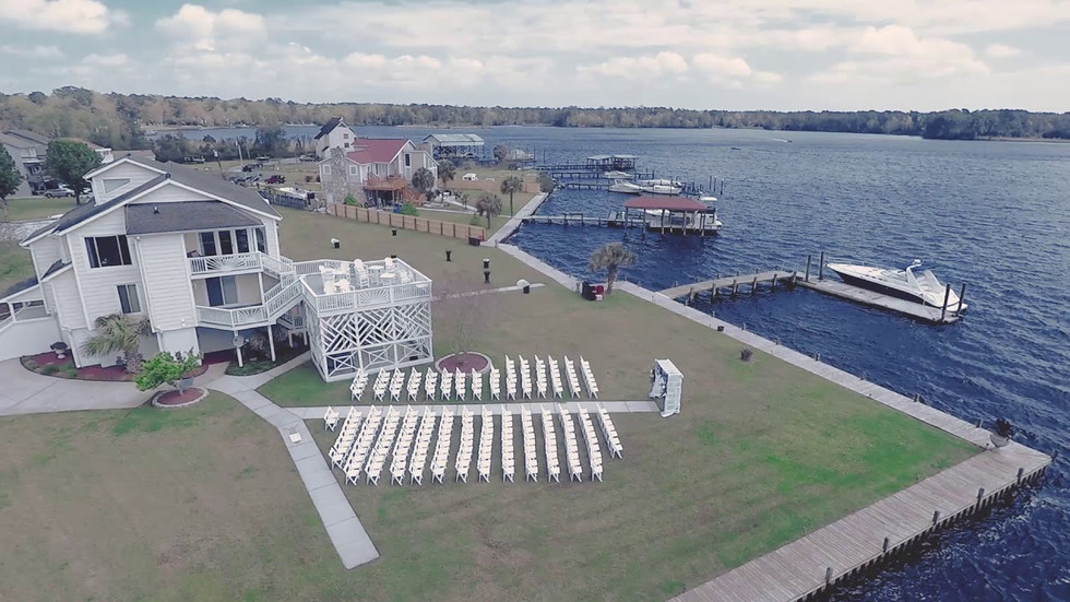 Drone Footage - Wedding and Rental Property