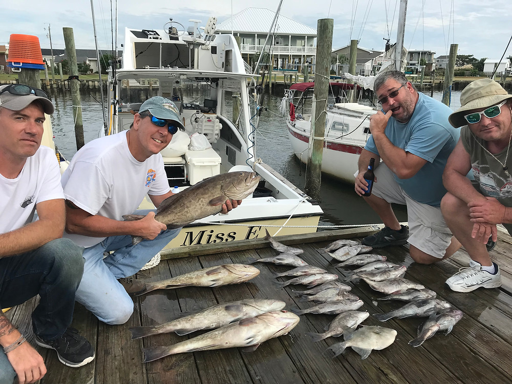 Morehead City Charters