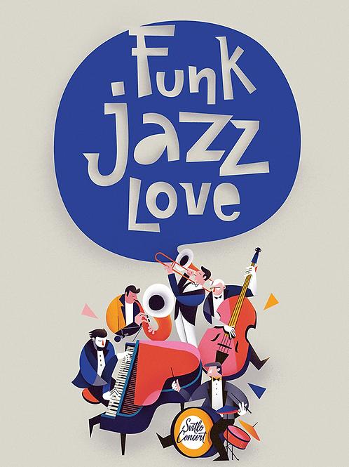 Funk Jazz Love 🇺🇦