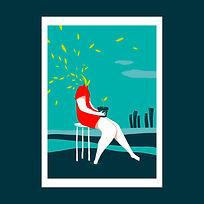 Deracinee-illustrafemmes-illustration ga
