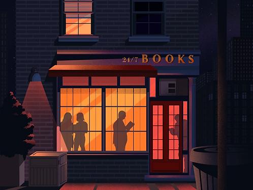 Book store 🇷🇺
