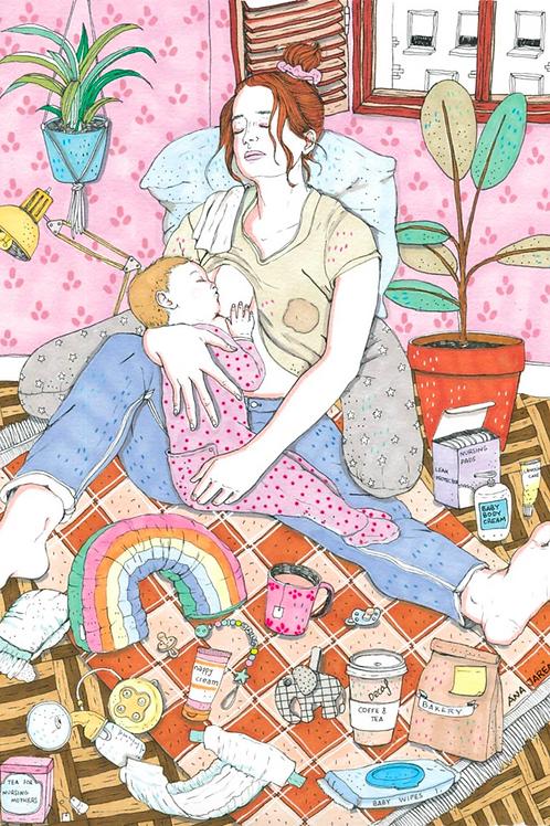 Motherhood 🇪🇸