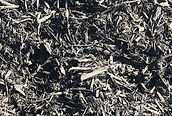 Bulk Black Mulch close up