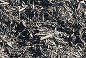 Bulk Black Mulch close up