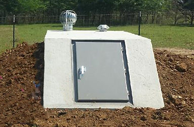 LifeSaver underground tornado shelter or storm shelter