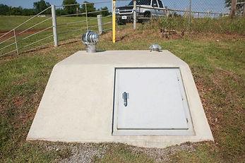 Guardian storm shelter or tornado shelter