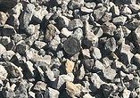 """Bulk Washed 1"""" Gravel Close Up"""