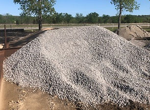 "Bulk Washed 1"" Gravel by the Scoop"