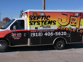J&T 24-Hour Response Vehicle Receives Upgraded Vinyl Wrap