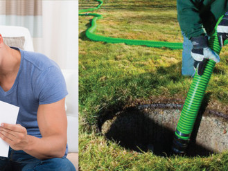 Avoid Costly Septic Repairs.