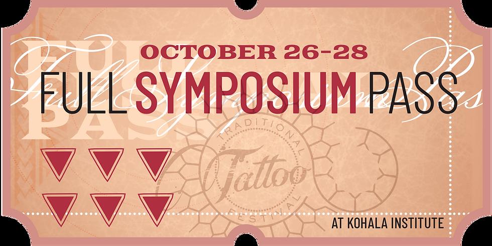 TTF Full Symposium Pass