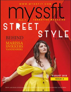 MYSSFIT ALL-TERNATIVE MAGAZINE | STREET STYLE | ISSUE #4