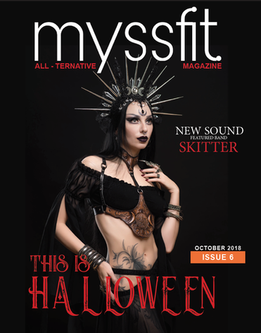 MYSSFIT ALL-TERNATIVE MAGAZINE | THIS IS HALLOWEEN | ISSUE #6