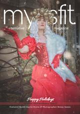MYSSFIT ALL-TERNATIVE MAGAZINE   HOLIDAY   ISSUE #17