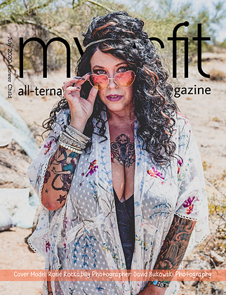 MINI MAG JULY 2020 Flower Child Issue