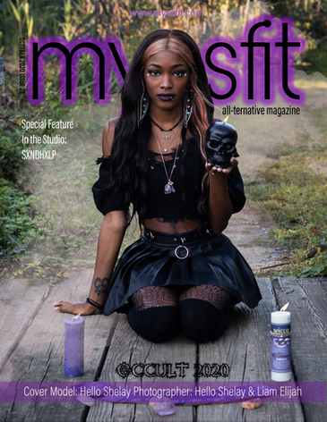 October Occult Issue 28