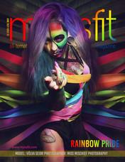 June 2021 Rainbow Pride