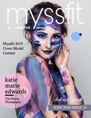 MYSSFIT ALL-TERNATIVE MAGAZINE | ADVANT GARDE | ISSUE #13