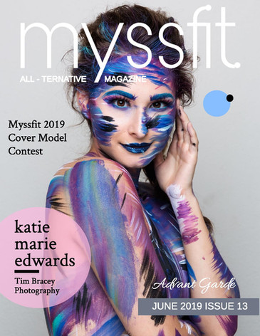MYSSFIT ALL-TERNATIVE MAGAZINE | ADVANT GARDE | ISSUE #13