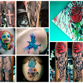 Tattoo Artist Marky Mark of Titan Tattoo