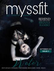 MYSSFIT ALL-TERNATIVE MAGAZINE |WATER| ISSUE #5