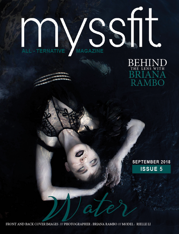 MYSSFIT ALL-TERNATIVE MAGAZINE |WATER| ISSUE #5