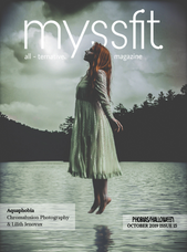 MYSSFIT ALL-TERNATIVE MAGAZINE   PHOBIAS   ISSUE #15