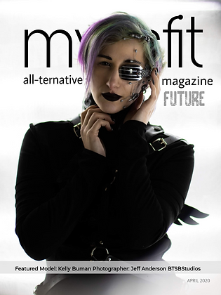 MINI MAG April Future Issue 2020 #21
