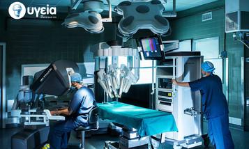 Στο ΥΓΕΙΑ το τελευταίας γενιάς σύστημα ρομποτικής χειρουργικής Da Vinci Xi!