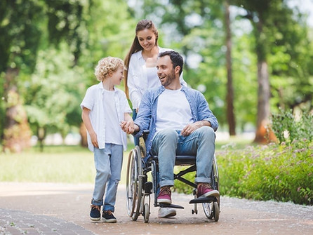 Πρόταση πακέτου ασφάλισης ζωής & απώλειας εισοδήματος από ατύχημα - Life On!