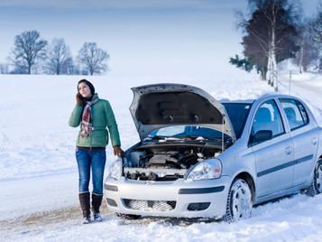Μην αφήνετε μια βλάβη στο αυτοκίνητο να χαλάσει τα Χριστούγεννά σας