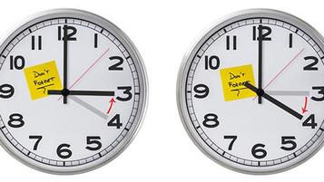 Πότε να γυρίσουμε τα ρολόγια μας μια ώρα πίσω