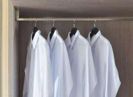 Dica da Noemia - Como tirar manchas amarelas das roupas