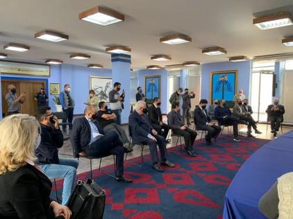 Saiu na imprensa - Câmara media encontro entre prefeitura e líderes religiosos