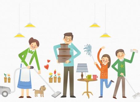 Dica da Noemia - 5 coisas para você inserir em sua rotina em casa