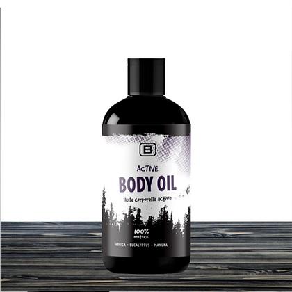 ACTIVE BODY OIL  8oz