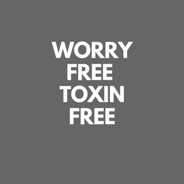 Toxin Free Shampoo