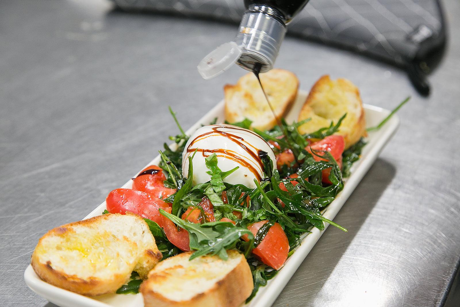 La Piazza Cucina Italiana-612