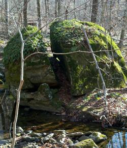 Our Namesake Split Rock