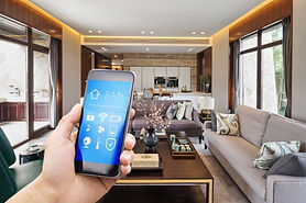 Canva-smart-phone-with-smart-home-with-m