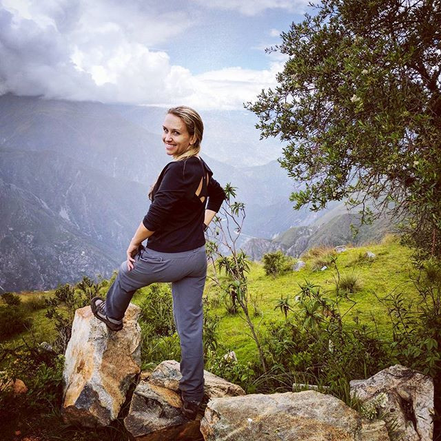 I hiked to Machu Picchu in six days
